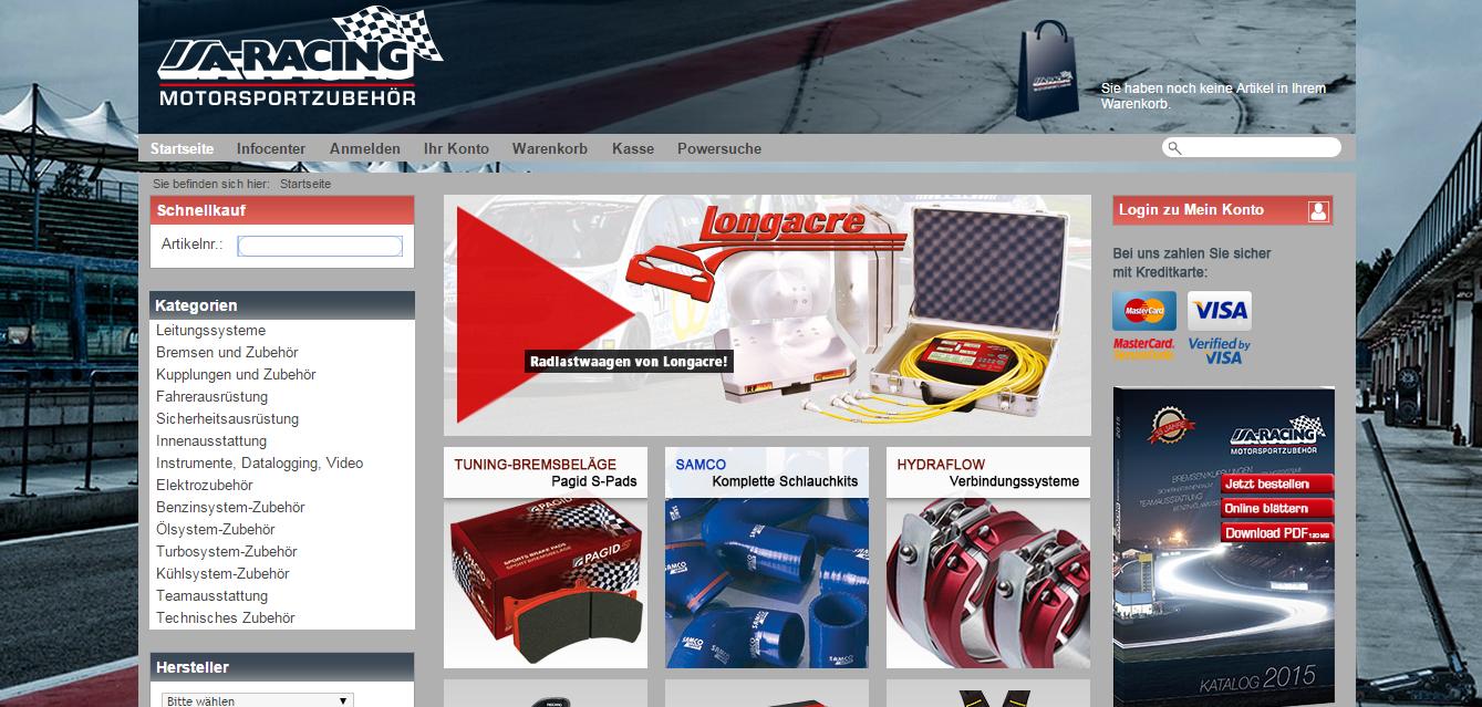 Nakupujte produkty ISA Racing u nás!