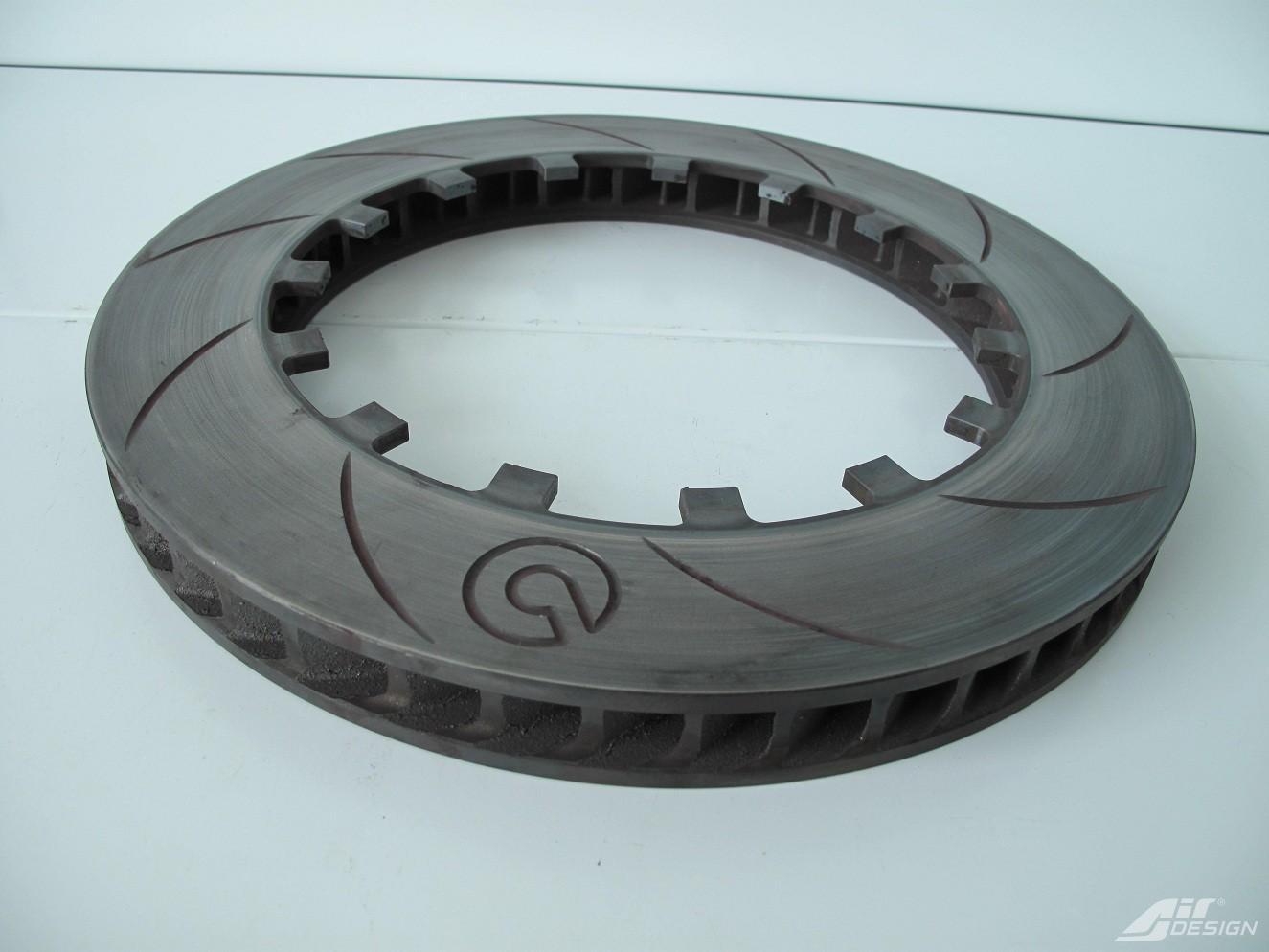 BRZDOVÝ KOTOUČ BREMBO - 350mm