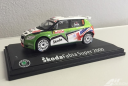 WILKS - RALLY MONTE CARLO 2010 MODEL 1:43