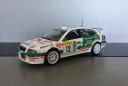 ŠKODA OCTAVIA WRC - BRUNO THIRY, MODEL 1:18