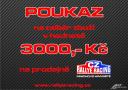 POUKAZ - VOUCHER