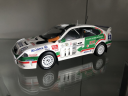 ŠKODA OCTAVIA WRC evo2 - SCHWARZ/HIEMER - SAFARI RALLY 2001 1:18