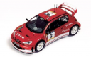 PANIZZI - RALLY CATALUNYA 2003 MODEL 1:43 IXO