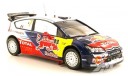 OGIER - RALLY PORTUGAL 2010 MODEL 1:43 IXO